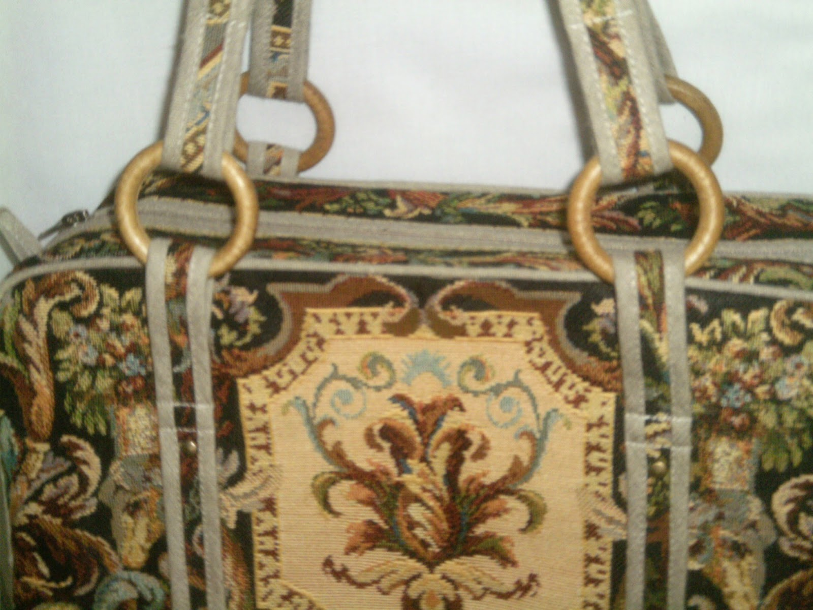 Гобеленовая сумка сшить своими руками 36