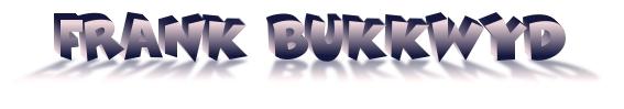 Frank Bukkwyd's Blog