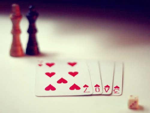La vida es un juego, y solo hay una partida.