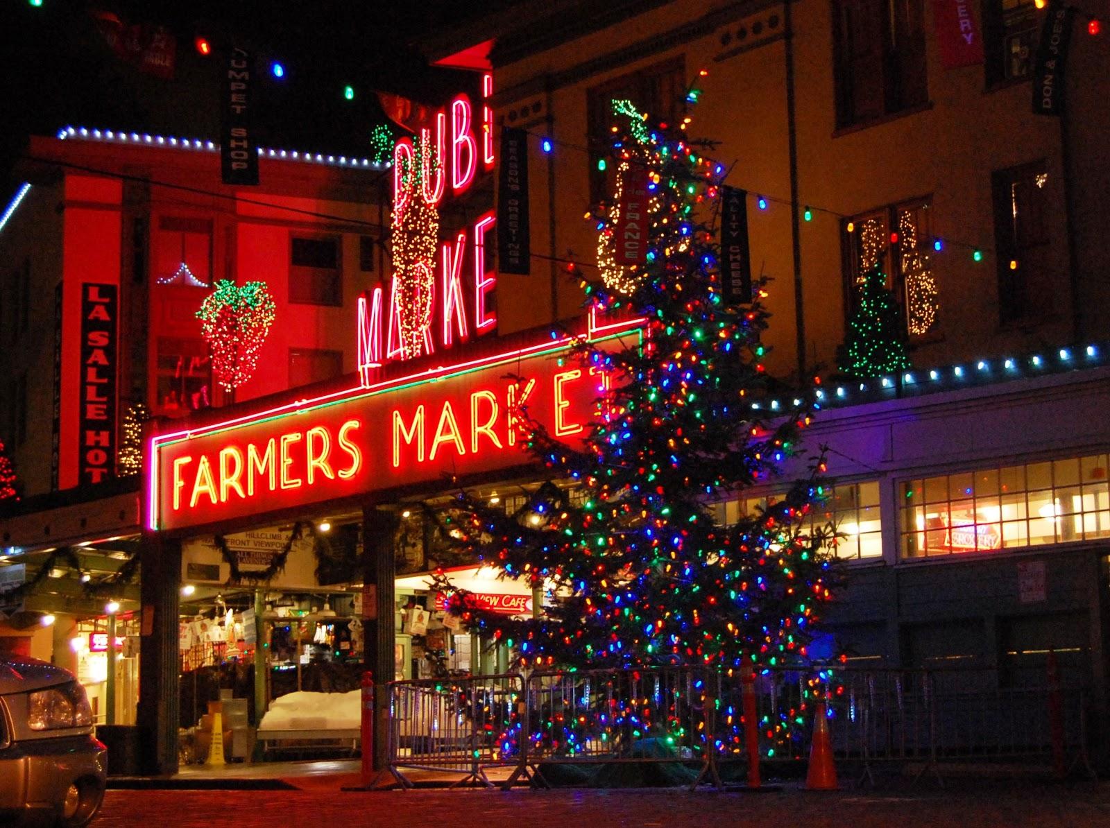 Bellevue Christmas Lights