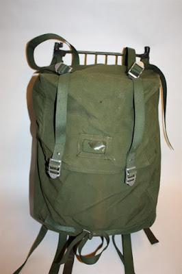 Swedish Army Haglöfs Rucksack 35 L