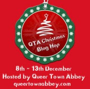 Queer Town Abbey Holiday Blog Hop