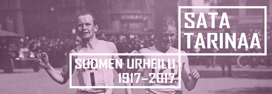 Sata tarinaa – Suomen urheilu 1917–2017