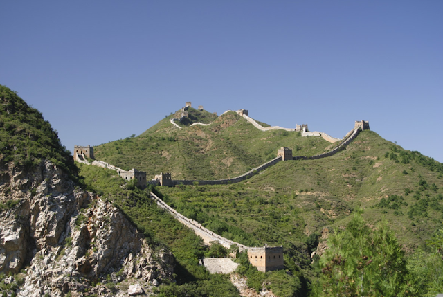 The great facinations of The Great Wall Of China
