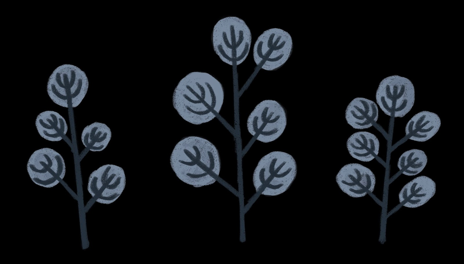 rca, animation, foliage, leaves, branches, animation, puppet tool, after effects