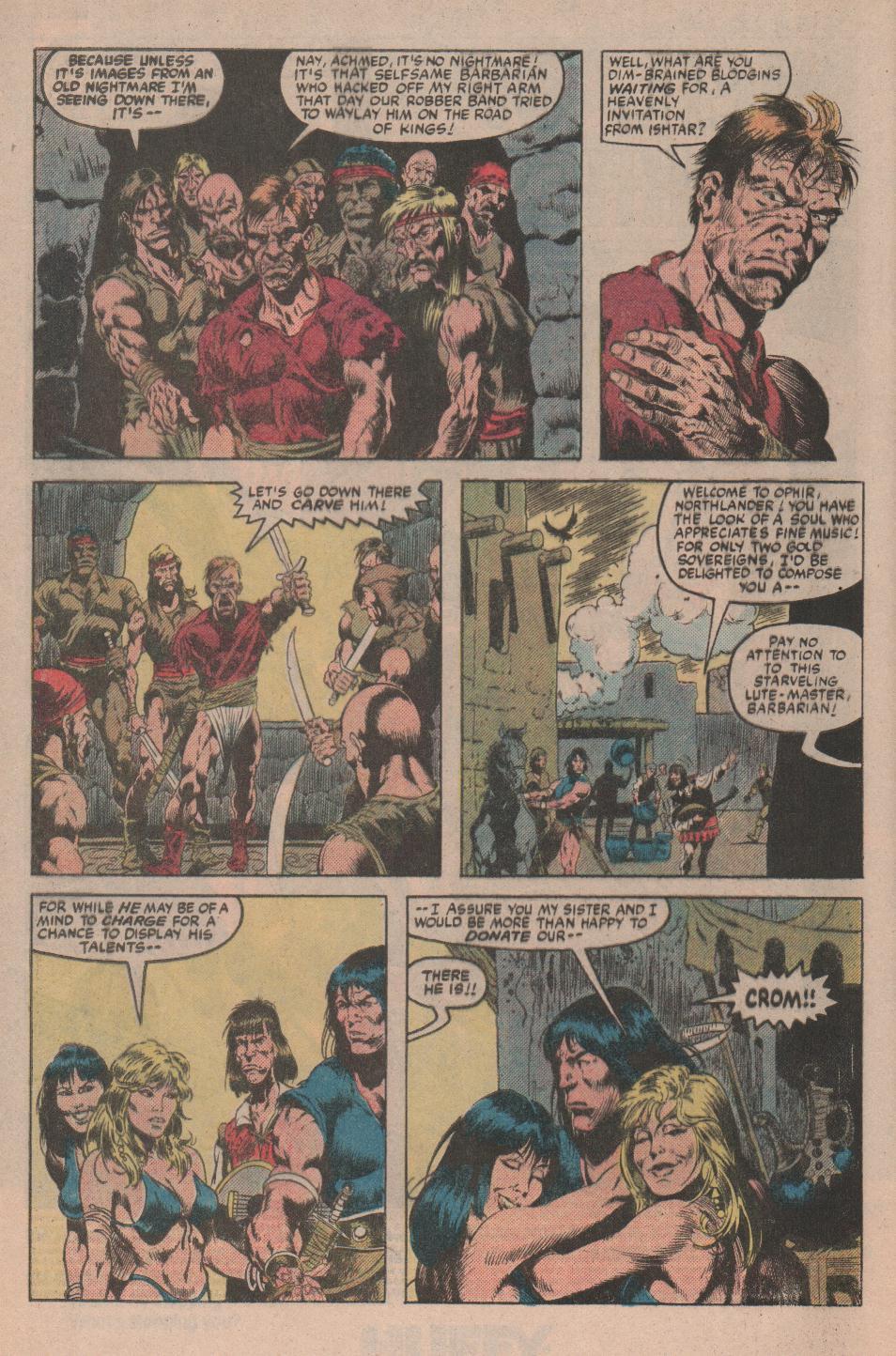 Conan the Barbarian (1970) Issue #160 #172 - English 3