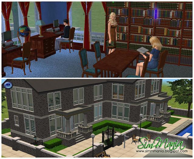 Sim Mania The Sims 2 University Saraniel Dorm