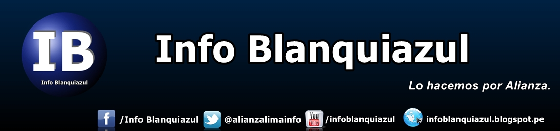 Info Blanquiazul