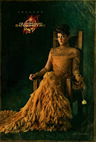 The Hunger Games: Catching Fire Johanna Poster