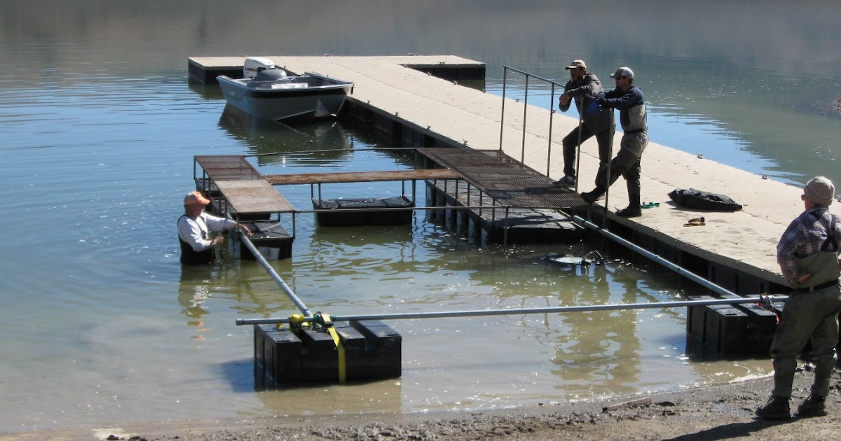 Colorado headwaters fisheries management the merwin trap for Durango fish hatchery