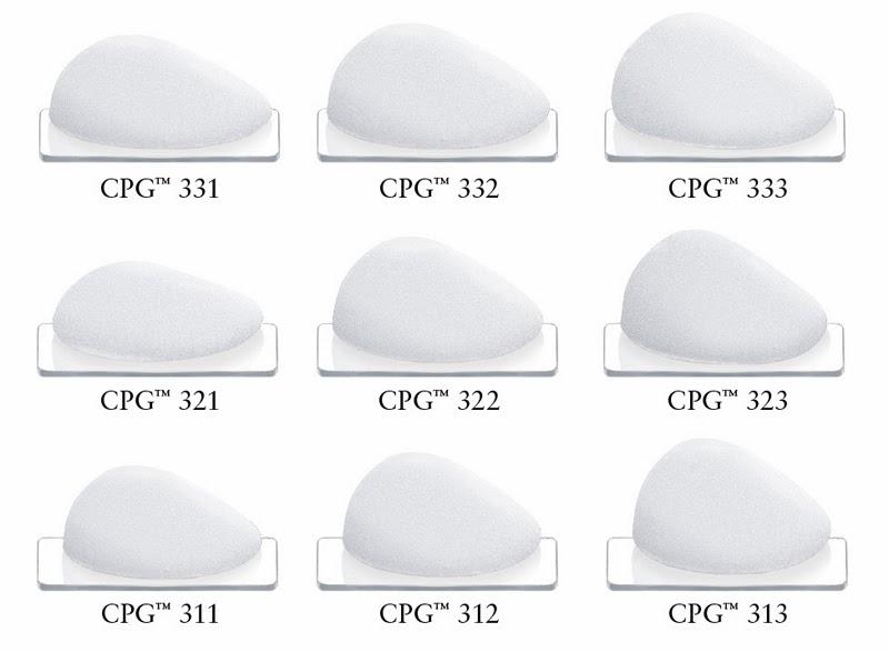 Aumento de mamas Implantes mamarios - Precios /