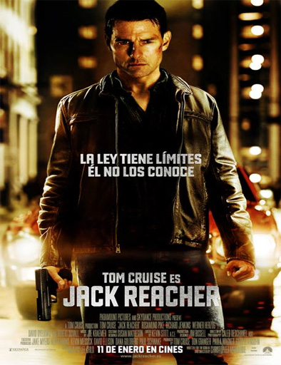 Jack Reacher (2012) [DvdRip] [Subtitulada] (peliculas hd )