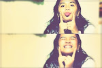 When i try to make a funny face ~(-.-)~