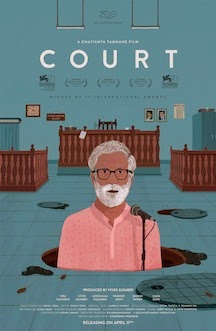 Court (2014) - Movie Review
