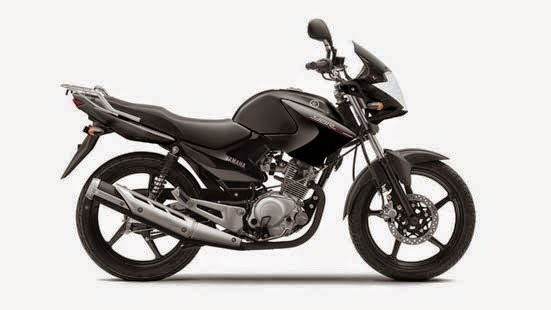 Yamaha YBR125 Midnight Black