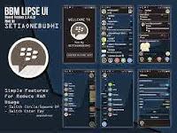 Download BBM Mod LIPSE UI v2.8.0.21 Apk