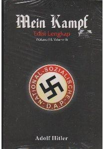 Buku Mein Kampf karangan Adolf Hitler