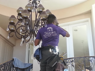 Chandelier Cleaning in Newport Coast