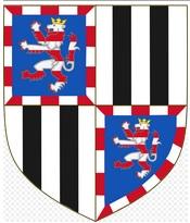 Escudo de armas principal de la Casa de Battenberg.