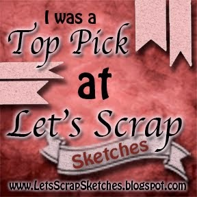 Let's Scrap Top PickAugust 2015