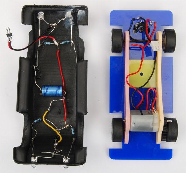 dr monk s diy electronics blog pimp your slot car racer