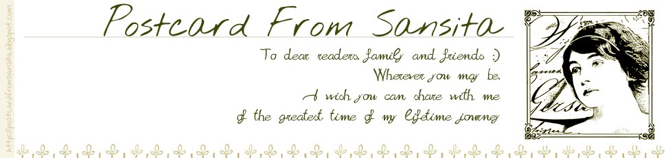 Postcard From Sansita