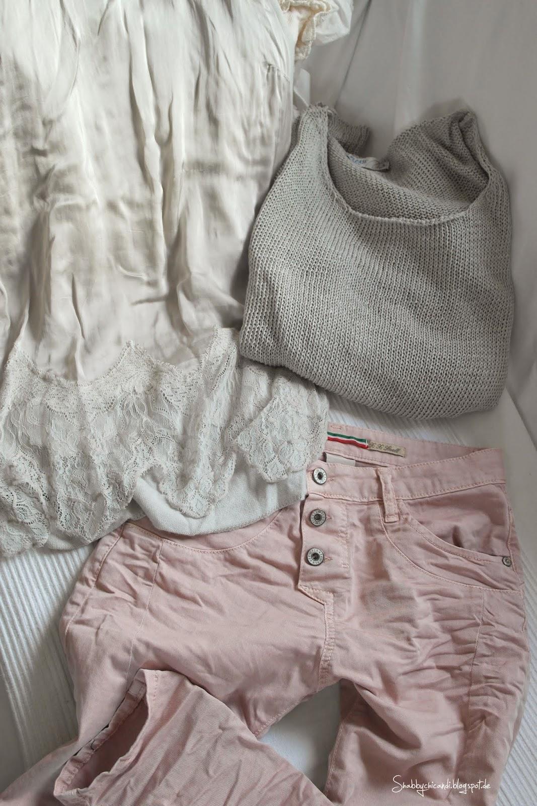 Hose Pullover und Cardigan von Please