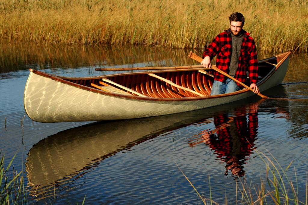 Paddle Making (and other canoe stuff): Canvas Canoe UK Canoe