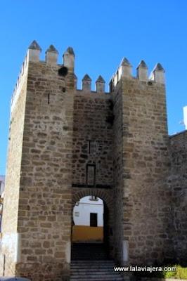 Arco de la Rosa, Marchena