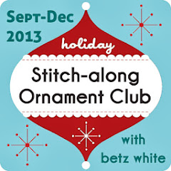 2013 Stitch-Along Ornament Club