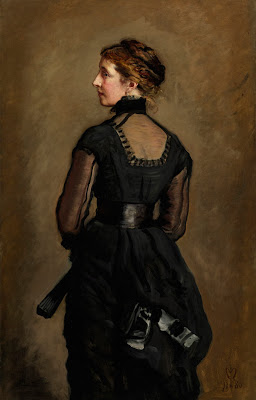 Sir John Everett Millais's portrait of Katey Perugini