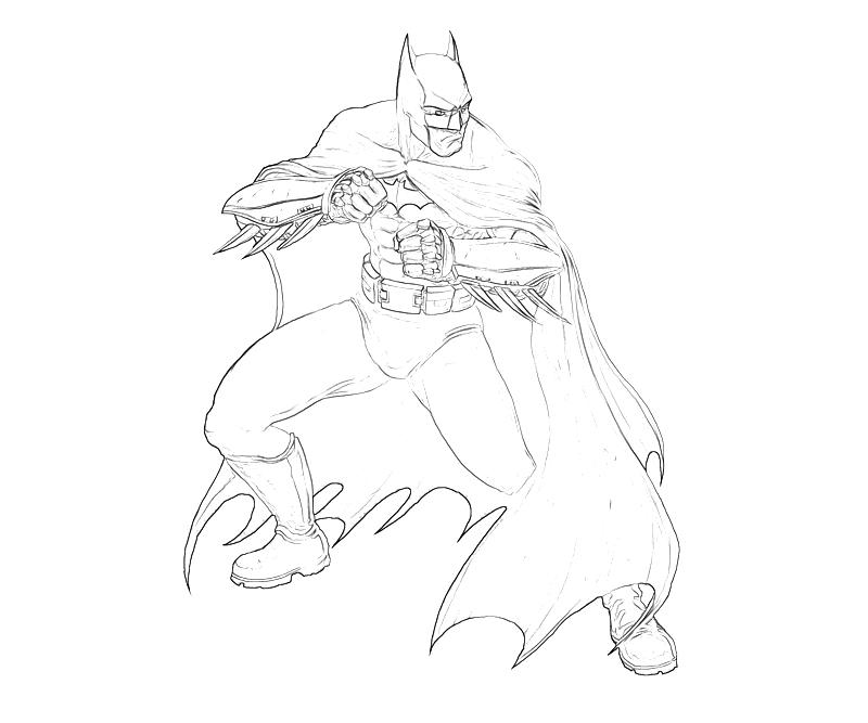 batman arkham city batman beyond free coloring pages