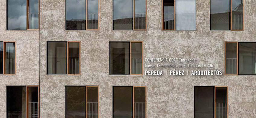 Bak conferencia pereda p rez arquitectos - Arquitectos en pamplona ...