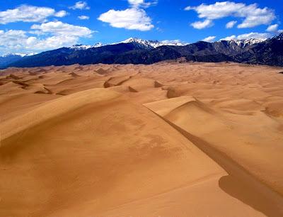 Sand Dunes Clip Art