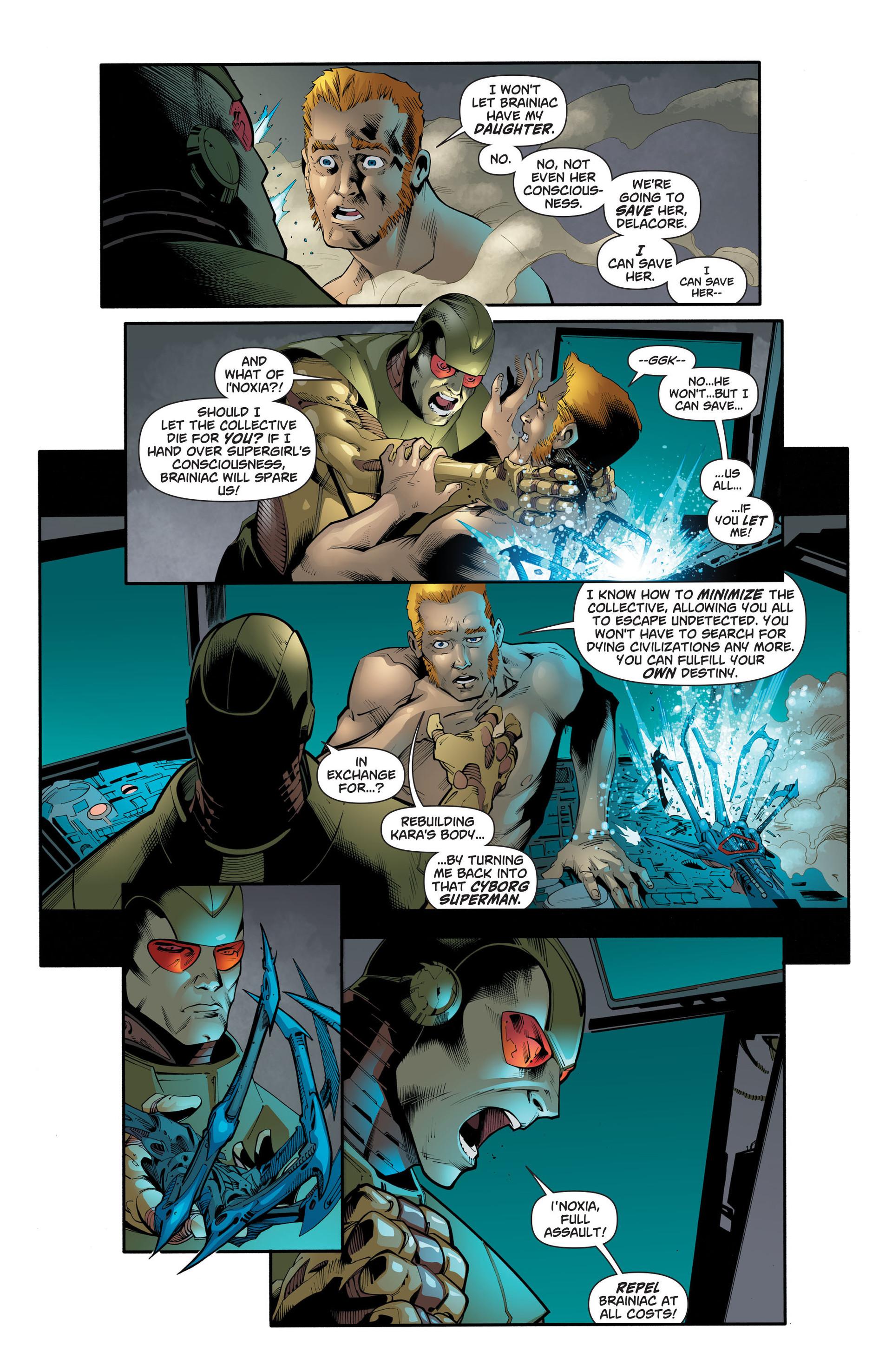 Supergirl (2011) Issue #24 #26 - English 4