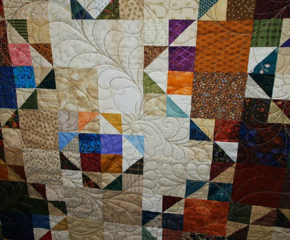 Cindy Manning's Aztec Quilt