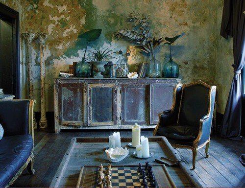 BOISERIE & C.: Blu e affini: décor e arredi
