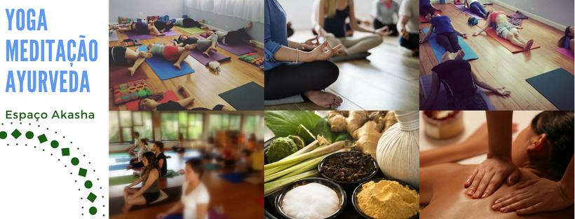 Espaço Akasha <br>Yoga - Meditação - Ayurveda