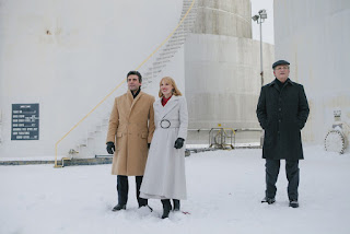 a most violent year-oscar isaac-jessica chastain-albert brooks