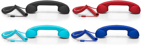 Pop Phone, Handset That Can Reduce Cell Phone Radiation 99%