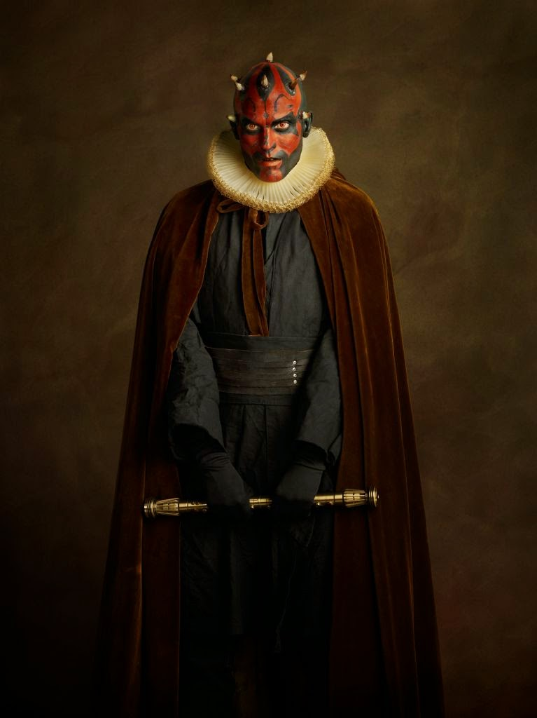 08-Darth-Maul-Ray-Park-Sacha-Goldberger-Superheroes-in-the-1600s-www-designstack-co