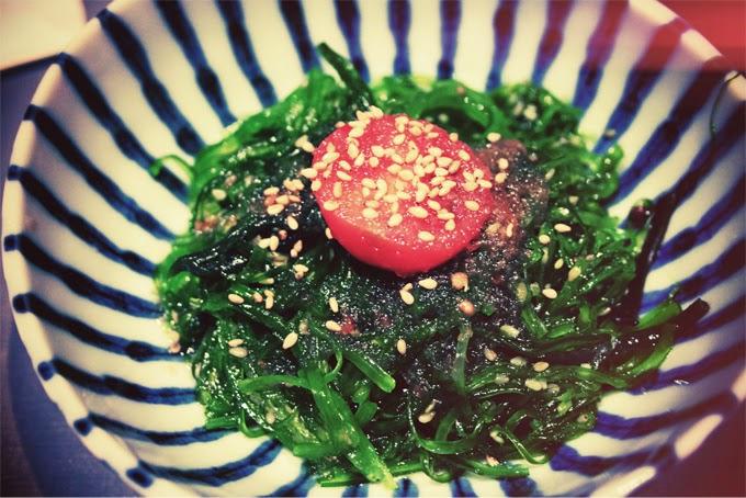 Sansui gen ve plongeon dans la cuisine japonaise traditionnelle le carnet de maurine une - Cuisine japonaise traditionnelle ...