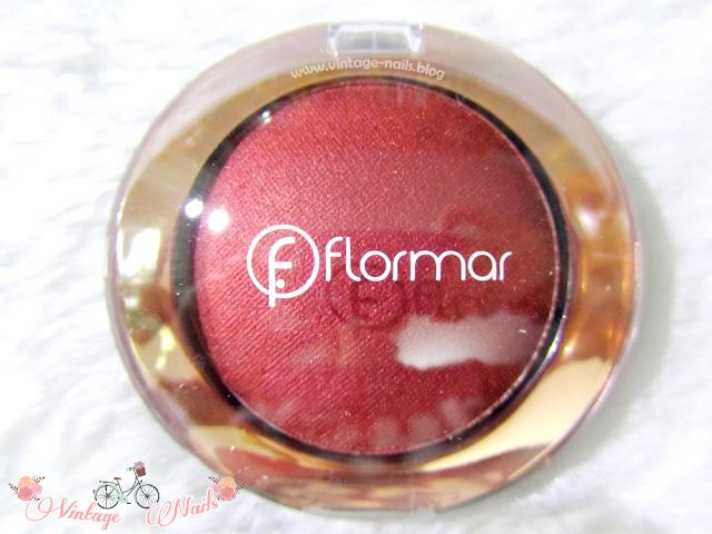 Flormar, Bohemian Dream, Puffy Eye Shadow, cruelty-free