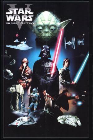 Xem Phim Chiến Tranh Giữa Các Vì Sao 5: Đế Chế Đánh Trả 1980