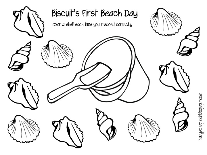 biscuit coloring pages - photo#17
