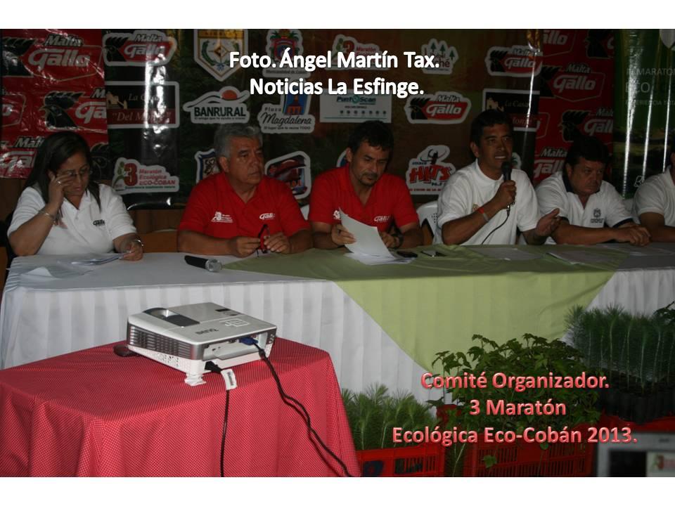 Noticias La Esfinge: DOMINGO 7. DE JULIO. 6.30 HORAS. 3 MARATON ...