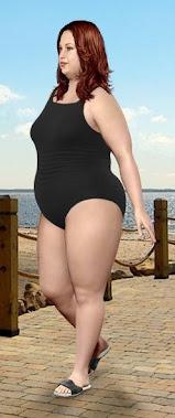 Clara com 129,5 kgs