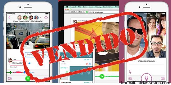 app talko hotmail iniciar sesion