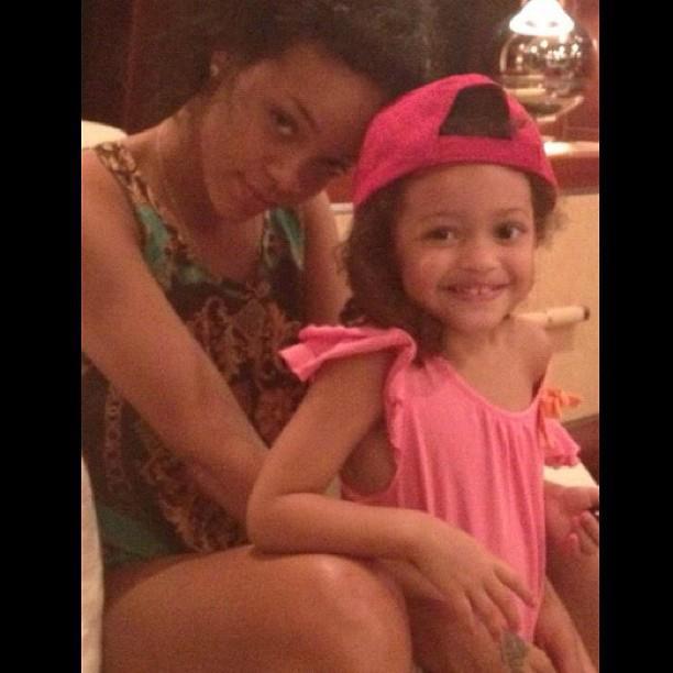 Photos: Rihanna and he...