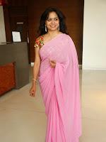 Singer Sunitha latest dazzling photos gallery-cover-photo
